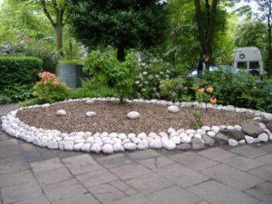 Steingarten - Gartenpflege